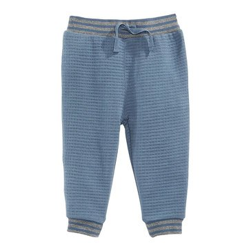 First Impressions Baby Boys' Line Quilted Joggers