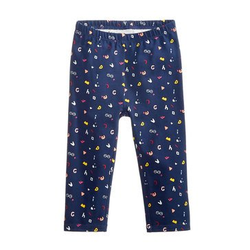 First Impressions Baby Girls' ABC Leggings