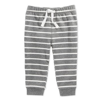 First Impressions Baby Girls' Stripe Joggers