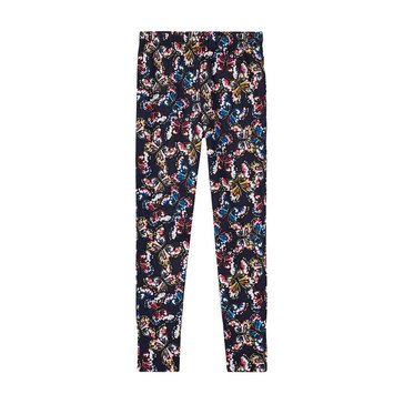 Yarn & Sea Little Girls' Printed Leggings