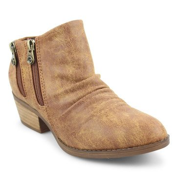Blowfish Storz Ruched Bootie