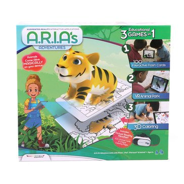 Odyssey Toys A.R.I.A's Adventures Educational Gaming System