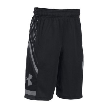 Under Armour Big Boys' Space the Floor Shorts