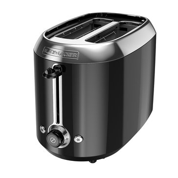 Black & Decker Two-Slice Toaster