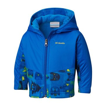 Columbia Baby Boys' Steens Mountain Overlay Hoodie Jacket