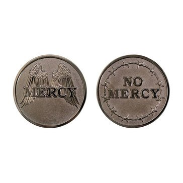 Vanguard USN Mercy No Mercy Coin