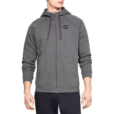 Under Armour Men's Rival Fleece Full Zip Hoodie