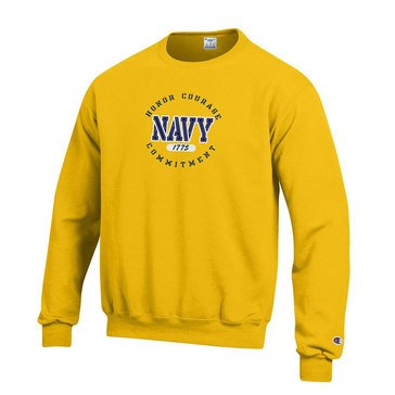 Champion Men's USN Honor Courage Commitment 1775