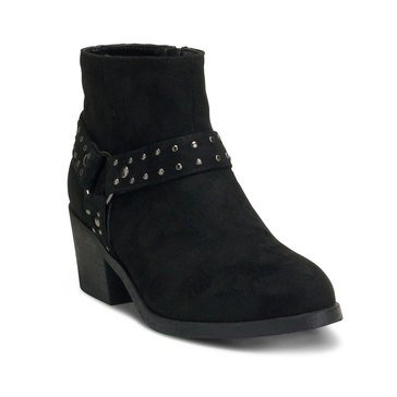 Wanted Studded Harness Boot
