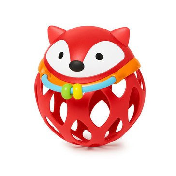 Skip Hop Explore 'n More Roll Around Rattle Fox