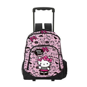 Hello Kitty Rolling Backpack, Cool Kid