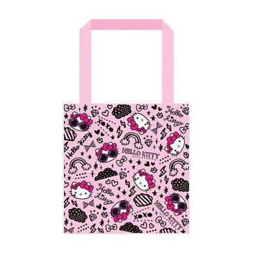 Hello Kitty Small Cotton Tote Bag, Cool Kid