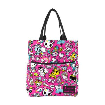 Hello Kitty Shoulder Tote, Tokidoki