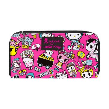 Hello Kitty Long Wallet, Tokidoki