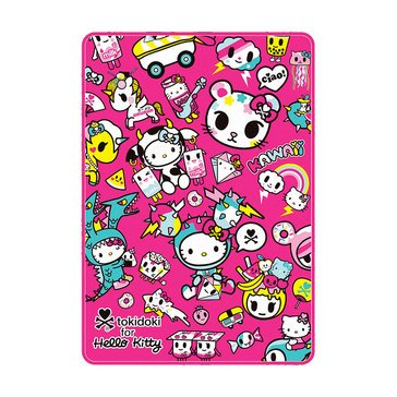 Hello Kitty Blanket, Tokidoki