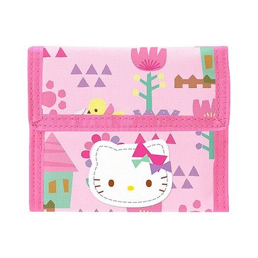 Hello Kitty Sports Wallet, Sweet Collage