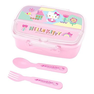 Hello Kitty Lunch Container, Sweet Collage