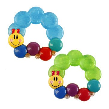 Baby Einstein Teether-pillar Toy