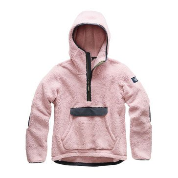 The North Face Women's Sherpa Campshire Hoodie extended sizes