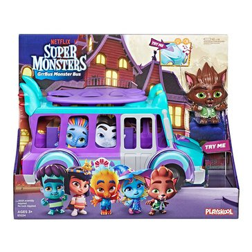 Super Monsters Grrbus Vehicle
