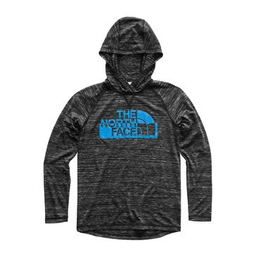 The North Face Big Boys' Hoodie, Blue