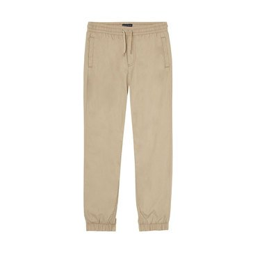 Eight Bells Little Boys' Basic Twill Joggers
