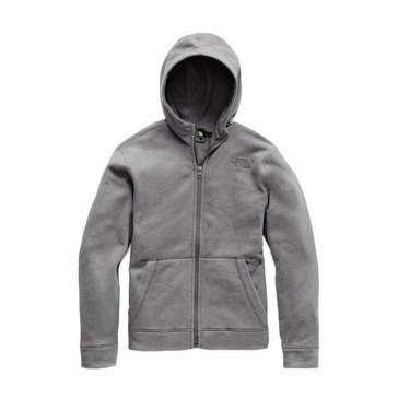 The North Face Big Boys' Glacier Full Zip Hoodie