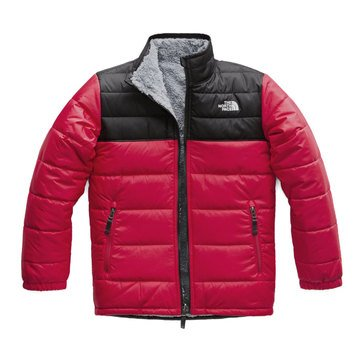 The North Face Big Boys' Reversible Mount Chimborazo Jacket