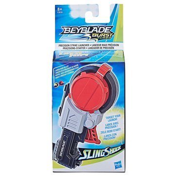 Beyblade Dual Threat Launcher