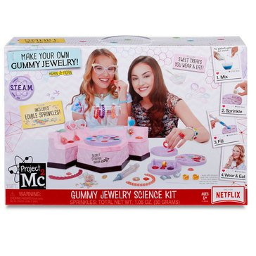Project MC2 Gummy Jewelry Science Kit