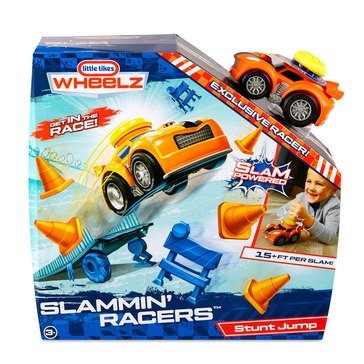 Little Tikes Slammin' Racers Stunt Car Jump