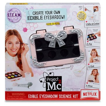 Project MC2 Edible Eye Shadow Science Kit