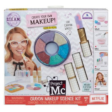 Project MC2 Crayon Makeup Science Kit (refresh)