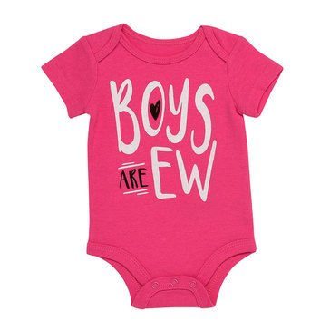 Baby Starters Baby Girls' Graphic Bodysuit