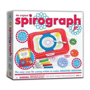 Kahootz Spirograph Junior Art Set