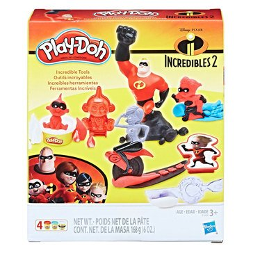 Play-Doh Disney Incredible Tools