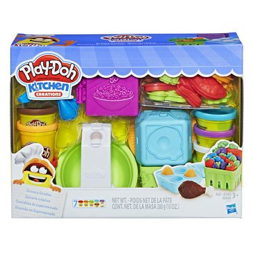 Play-Doh Grocery Goodies