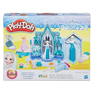 Play-Doh Frozen Magical Fountain
