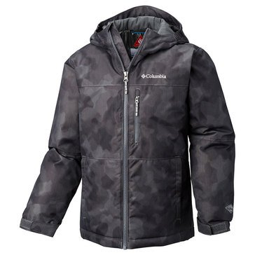 Columbia Little Boys' Magic Mile Jacket