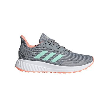 Adidas Girls Duramo 9 K Running Shoe (Little Kid)