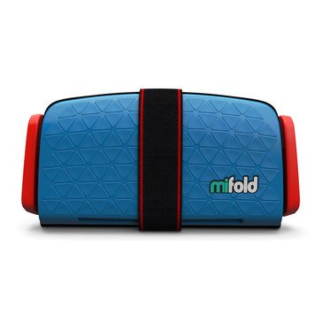 MiFold Booster Seat, Dark Blue