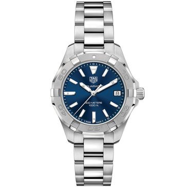 Tag Heuer Women's Aquaracer Black Dial Watch, 32mm