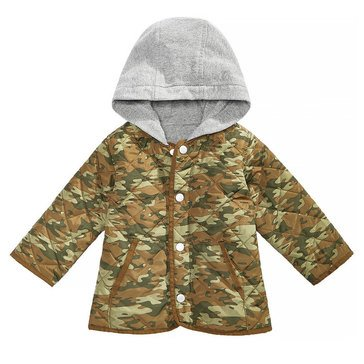 First Impressions Baby Boys' Lightweight Dual Jacket