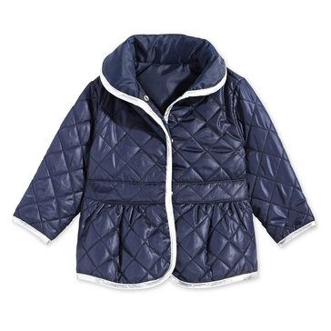 First Impressions Baby Girls' Barn Jacket