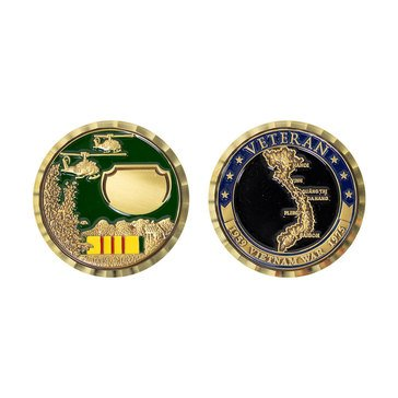 Vanguard Vietnam Veteran Memorial Coin