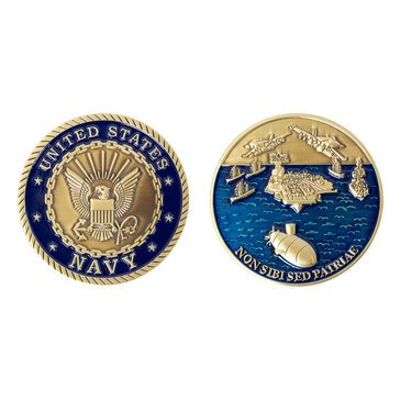 Vanguard US Navy Theme Coin