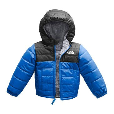 The North Face Toddler Boys' Reversible Chimborazo Hoodie, Turkish Sea