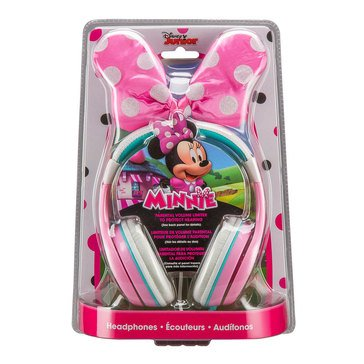 Minnie Mouse Youth Headphones