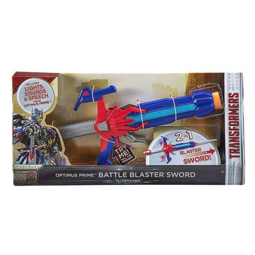 Transformers Deluxe Lights and Sounds Transforming Sword