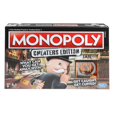 Monopoly Game, Cheater's Edition